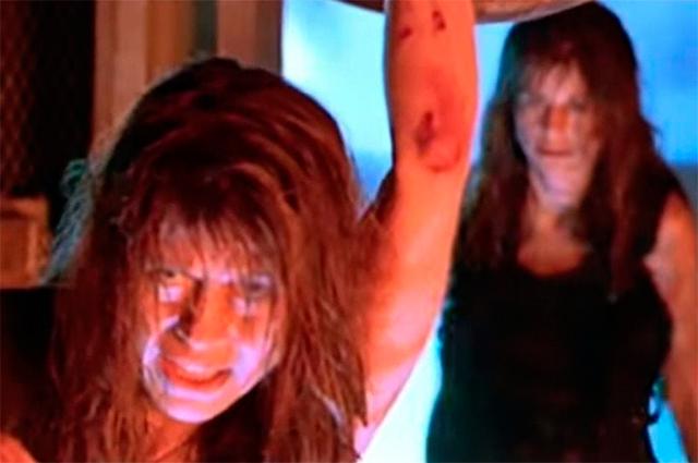 Кадр из фильма «Терминатор 2: Судный день», 1991 год.