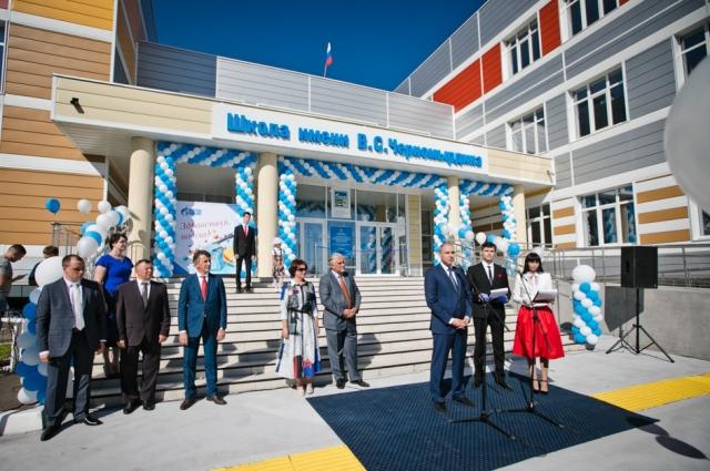 Новое - стало достойной частью историко-мемориального комплекса, который посвящен самому знаменитому черноотрожцу, Виктору Степановичу Черномырдину.