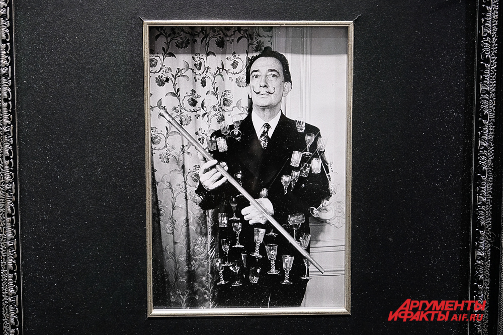 Выставка Сальвадора Дали «Сюрреализм – это Я» в Перми