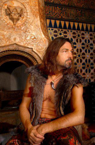 Никас Сафронов. 2011 год