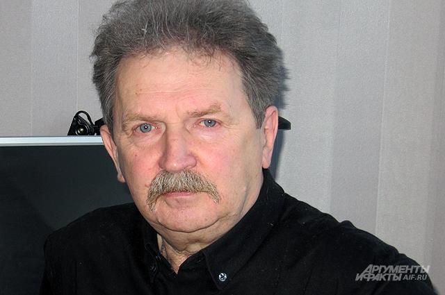 Николай Соколов, директор фонда помощи детям с онкологическими заболеваниями «Свет»