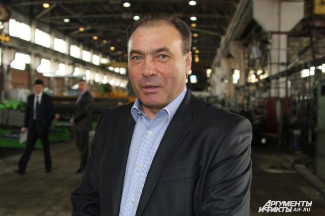Бизнесмен из Волгограда Александр Межжорин предпочитает приобретать иностранную технику