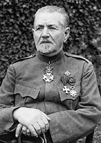 Генерал-лейтенант Николай Александрович Бржозовский