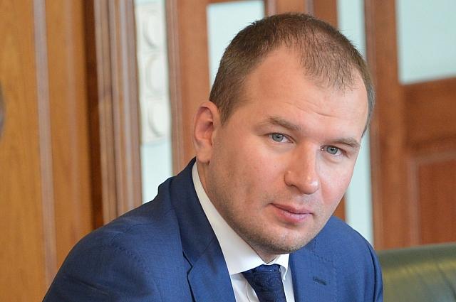 Антон Родионов.