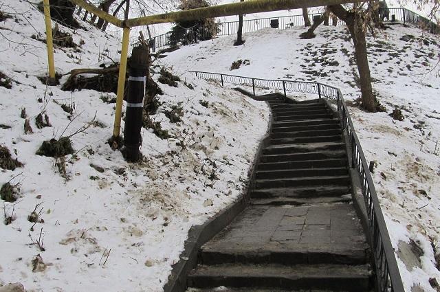 Со времен Горюшкина-Сорокопудова местность несколько изменилась.