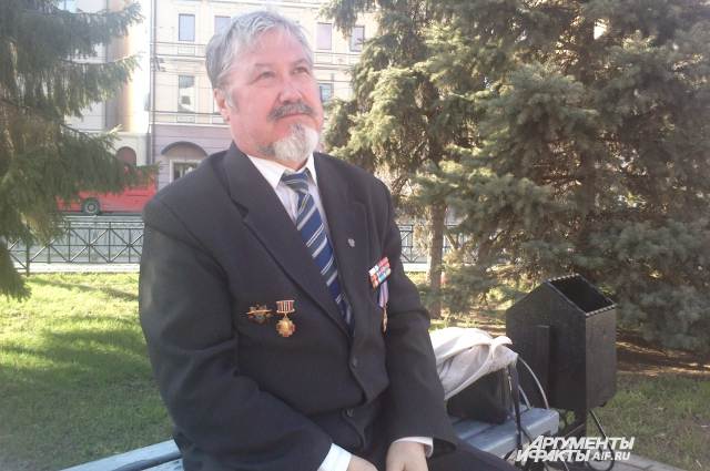 Александ Барсков.