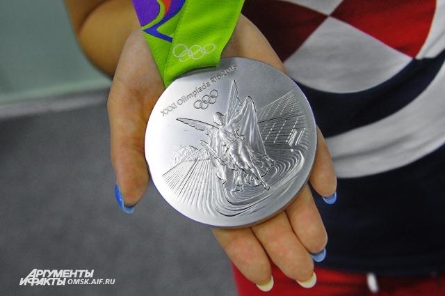 Спортсменка верила, что сможет завоевать медаль.