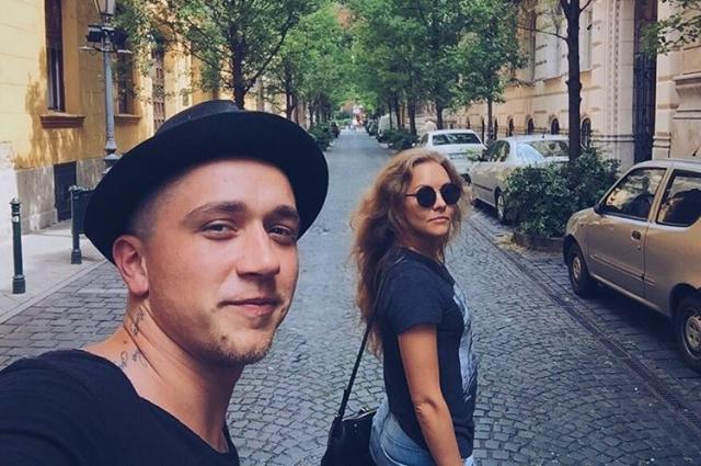 Алена Шоптенко и Алексей Иванов
