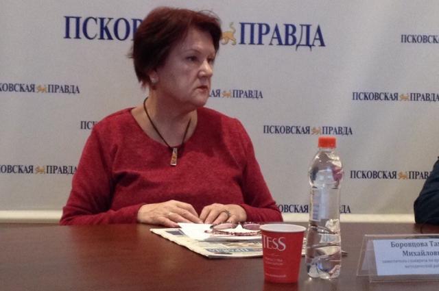 Тамара Боровцова