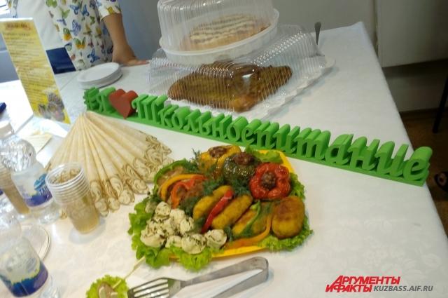 За кузбасских школьников можно не беспокоиться, когда их кормит МАУ «Школьное питание».