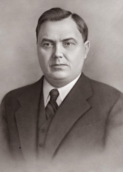Репродукция фотографии Георгия Маленкова