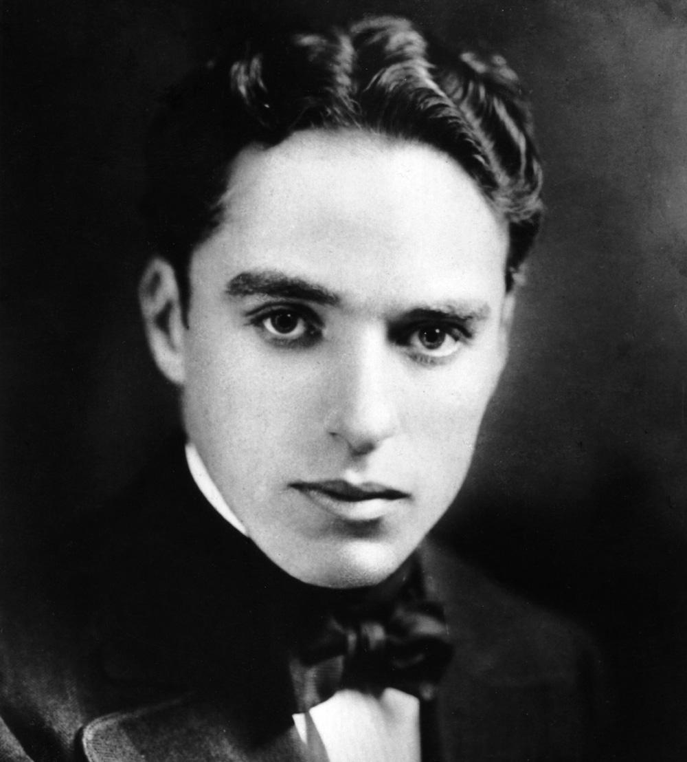 Чарли Чаплин (1907—1910).