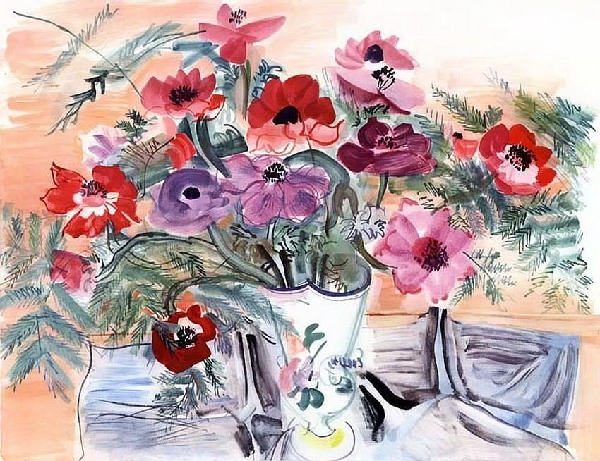 Картина Рауля Дюфи