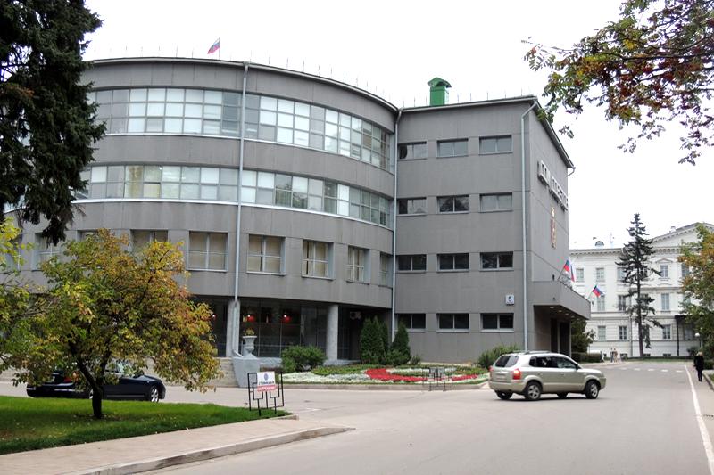 дом советов, администрация города, нижний новгород
