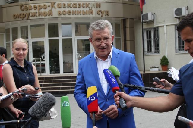 Адвокат экс-мэра Владимир Постанюк считает, что суд не учёл все обстоятельства дела