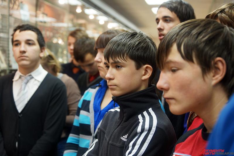 «Амкар» провел благотворительную акцию для подростков