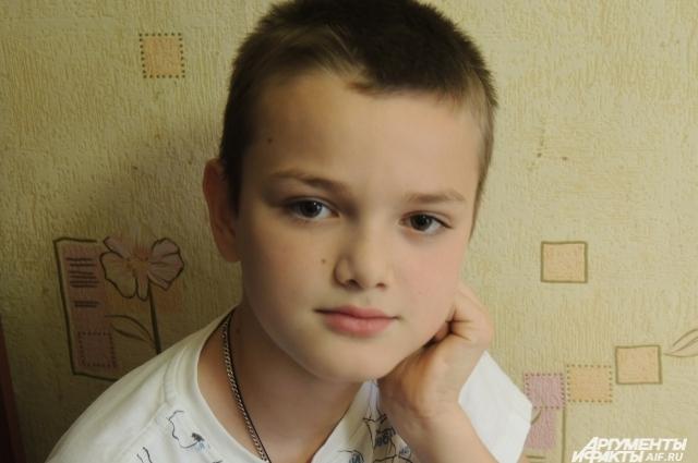 После резонансного ДТП в Краснодаре 10-летний Витя Маслов остался сиротой