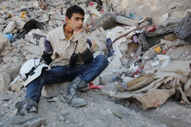 Война на территории Сирии идет уже пять лет.