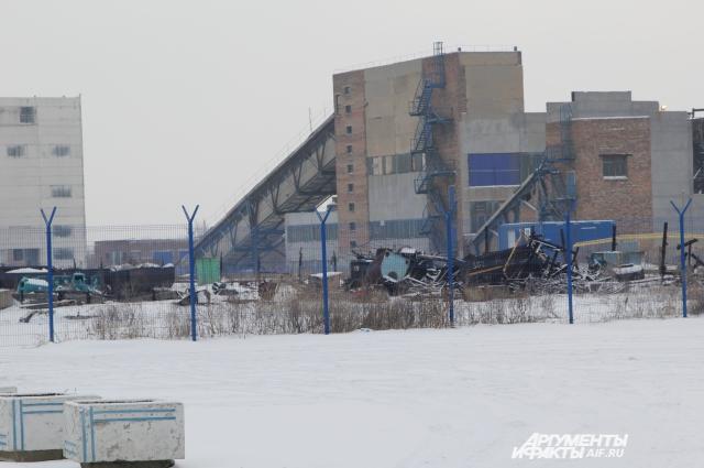 Шахта «Алмазная» закрылась в Гуково в конце 2015 года, людей уволили.