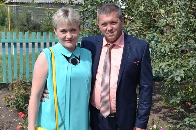 Елена и Валерий Бударины.