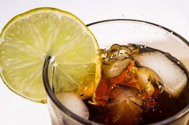 Время приготовления быстрого лимонада - 2 минуты
