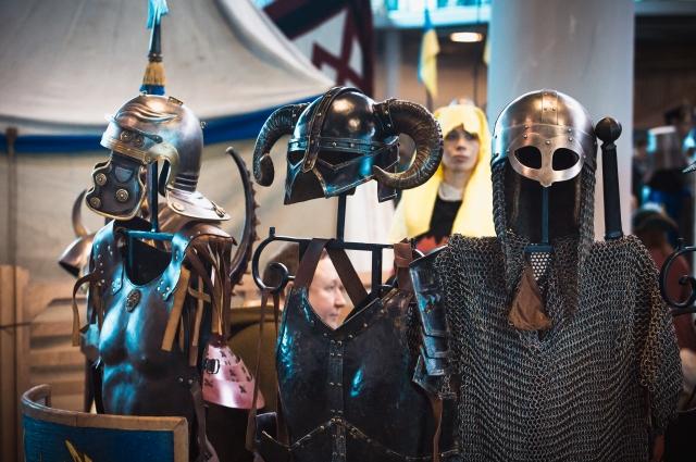 Исторический средневековый бой - не только спорт, но и настоящее искусство.