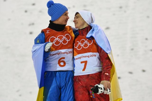 Александр Абраменко и Илья Буров.