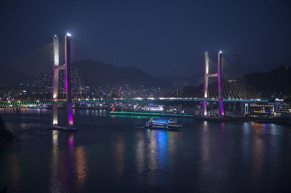 Мост Тольсандэге.