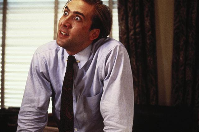 Кадр из фильма «Поцелуй вампира», 1999 г.