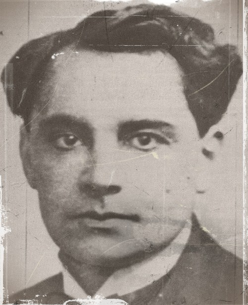 Марсель Петио в молодости.