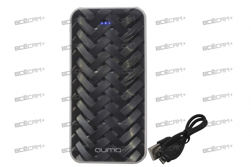 Портативное зарядное устройство Qumo