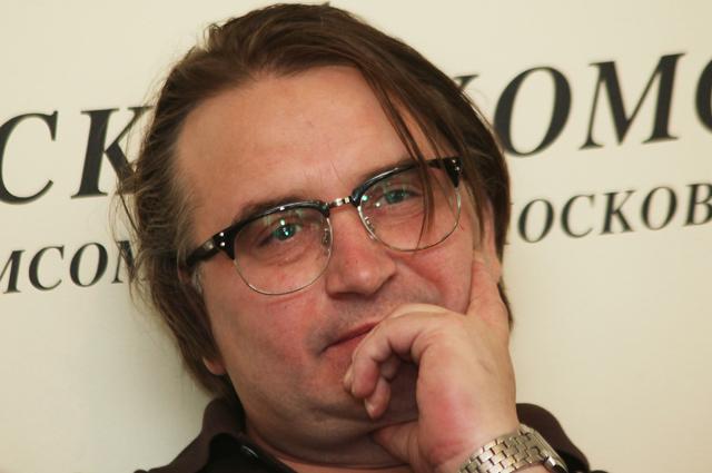 Олег Флянгольц.