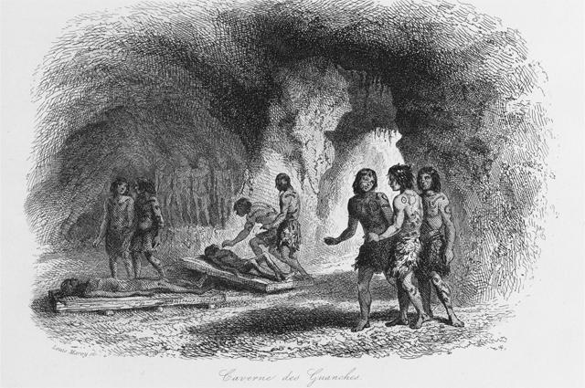 Так выглядели гуанчи, аборигены Канарских островов