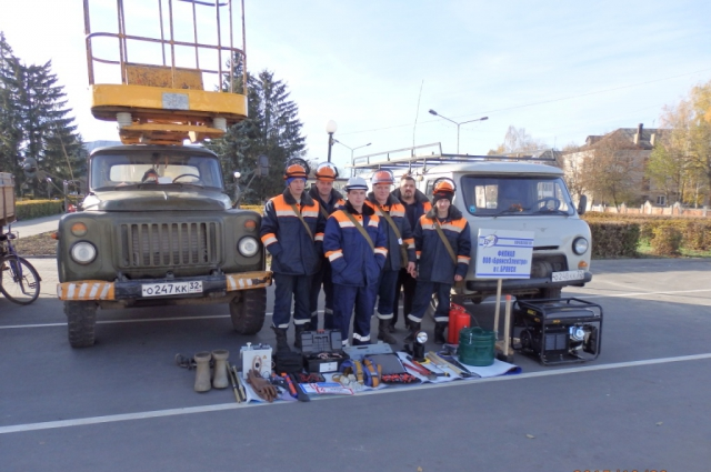 Электрики в Почепе.