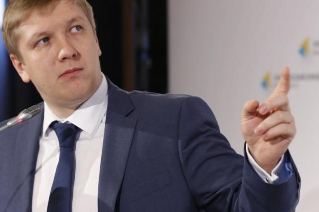 Коболев призвал партнеров срочно принять меры по остановке постройки газопровода NS2