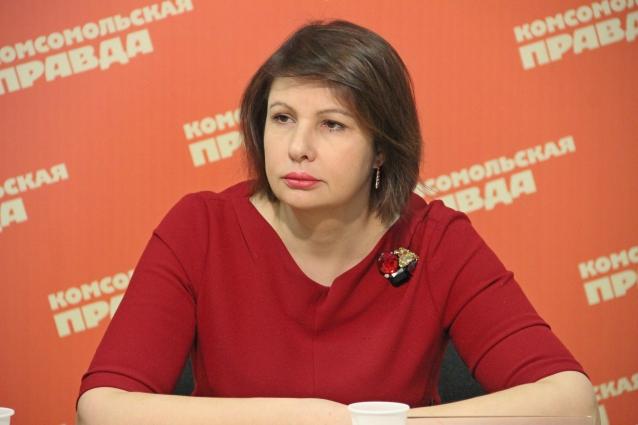 Евгения Шутка.