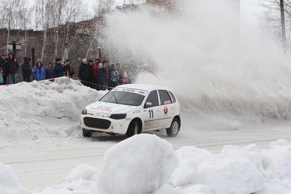Кубок Губернатора края по зимним трековым гонкам