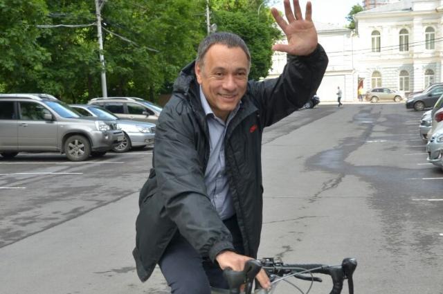 После велопрогулки по городу становится очевиднее, что сегодня необходимо развивать велосипедную инфраструктуру.