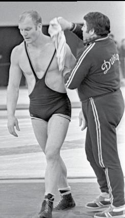 Иван Ярыгин - великий спортсмен и ученик великого тренера.