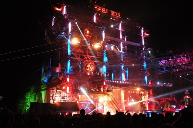 Байк-шоу в 2014 году
