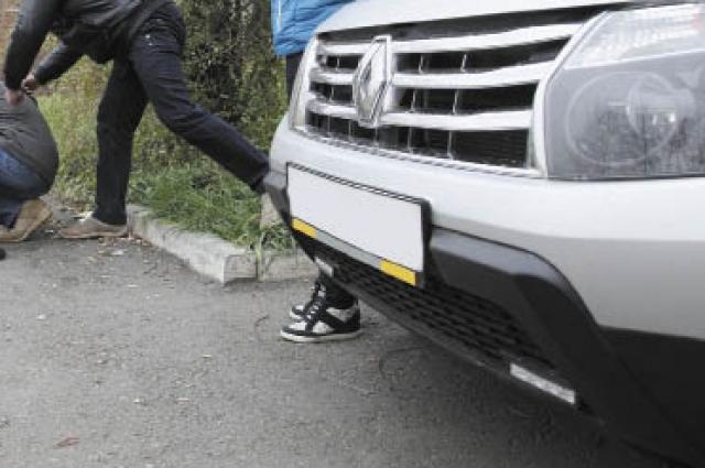 Конфликты на дорогах массово попадают в объектив.