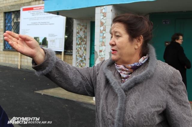 Председатель ТСЖ «Успех» Людмила Маркина убедила неверующих в успехе проекта.