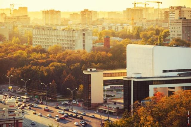 здание драмтеатра имени Максима Горького - шедевр мирового уровня.