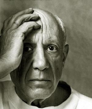Пабло Пикассо. Не позднее 1973 года