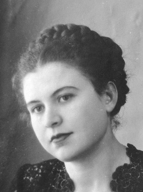 Рахиль Фертман прошла всю войну врачом-хирургом фронтовых госпиталей.