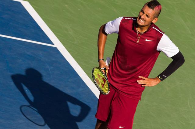 Теннисист Ник Киргиос