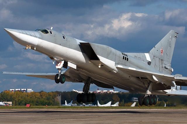 ТУ-22M3.