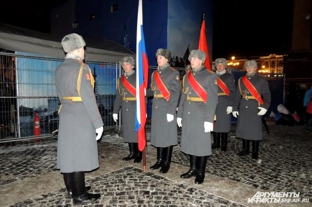 В 1991 году символом России снова стал триколор.