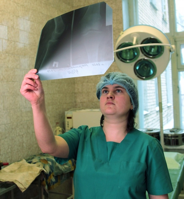 Этот новый год для детского хирурга карабашской городской больницы Марины Зариповой станет праздничным вдвойне.