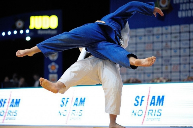 У красноярцев 1 и 2 апреля есть возможность присутствовать на чемпионате, в котором примут участие дзюдоисты со всего края.